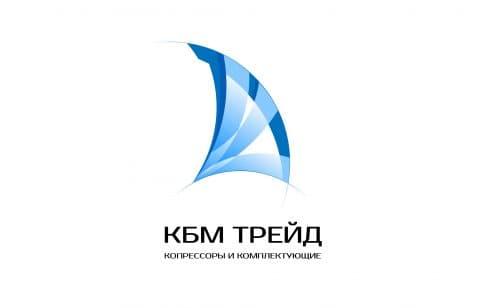 Создание сайта и логотипа для KBM-TRADE