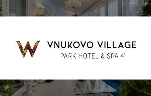 Разработка сайта для Банкетных Залов Vnukovo Village Park Hotel & Spa 4☆
