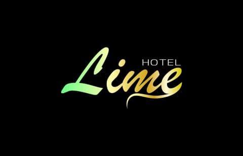 Разработка логотипа для отеля Лайм